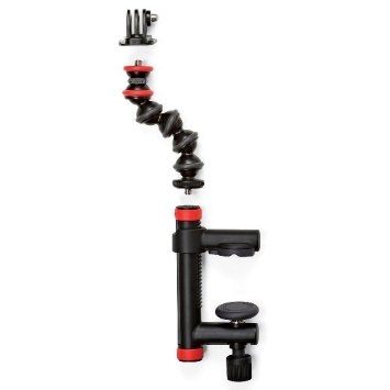 Аксессуар Joby Action Clamp & Gorillapod Arm Black/Red
