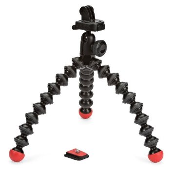 Штатив Штатив Joby GorillaPod Action Tripod with Mount для GoPro Black/Red JB01300-BWW мини штатив activ tripod mini 01 black 107161