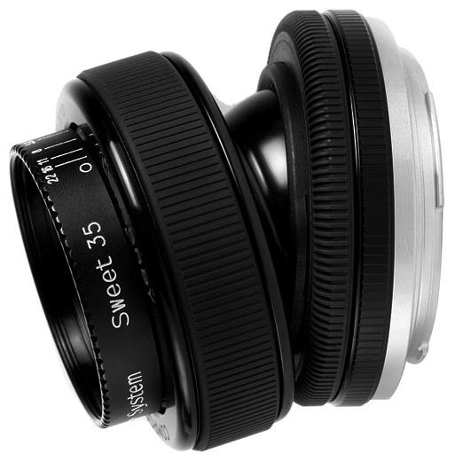 Объектив Lensbaby Composer PRO w/Edge 80 for Nikon LBCP80N