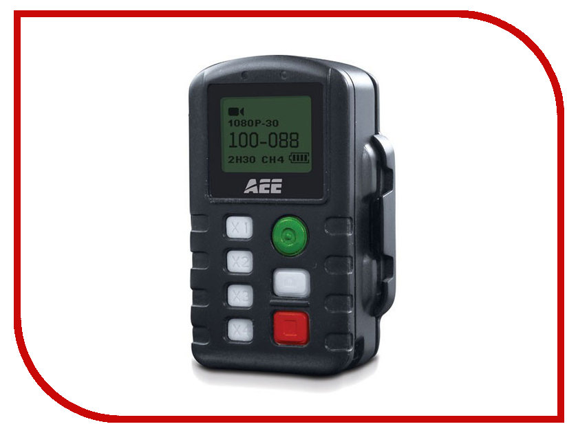 Аксессуар AEE DRC 10 пульт Wi-Fi для камер AEE S51 вызывная панель commax drc 40cic drc 4cic