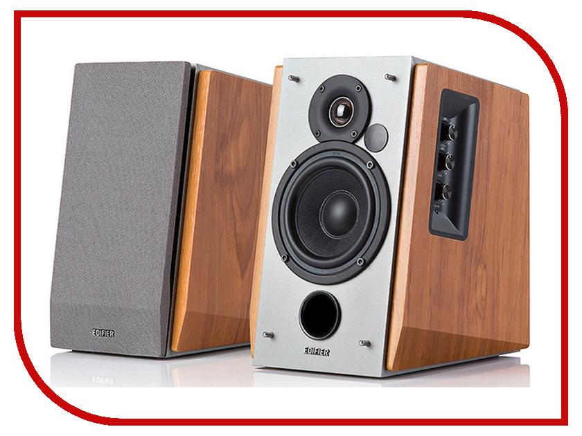 Колонки Edifier R1600 TIII Silver / Wood