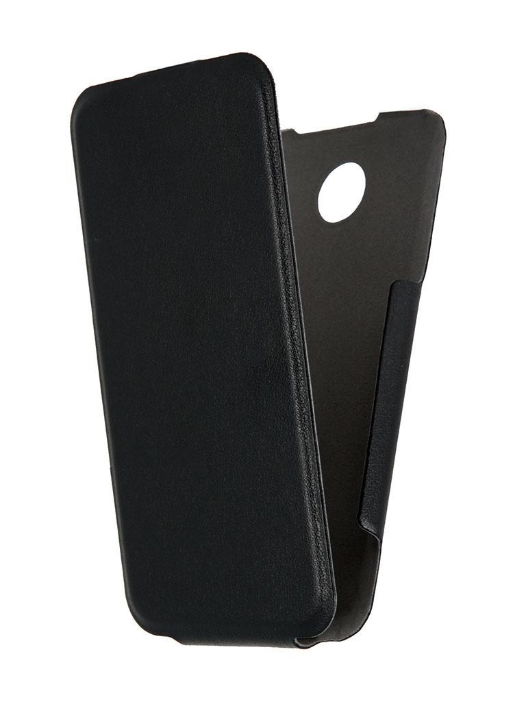 ��������� ����� Lenovo A390 Scobe Leather Edition Black
