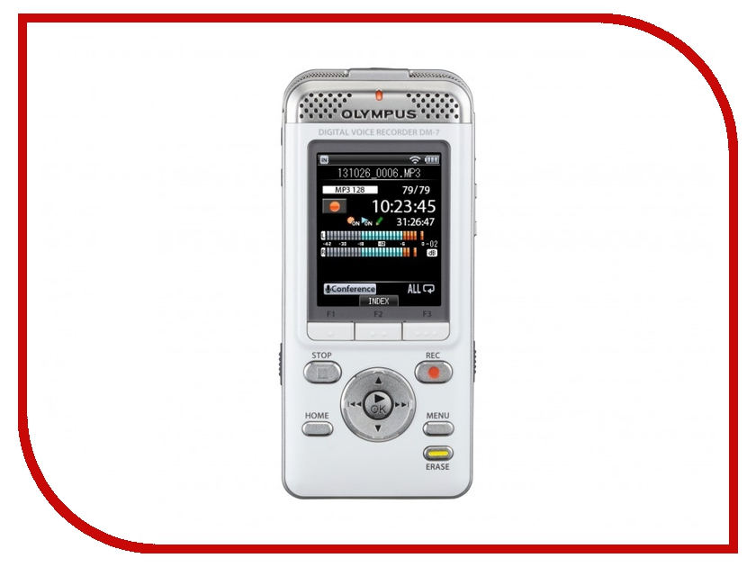 Диктофон Olympus DM-7диктофоны цифровые<br><br>