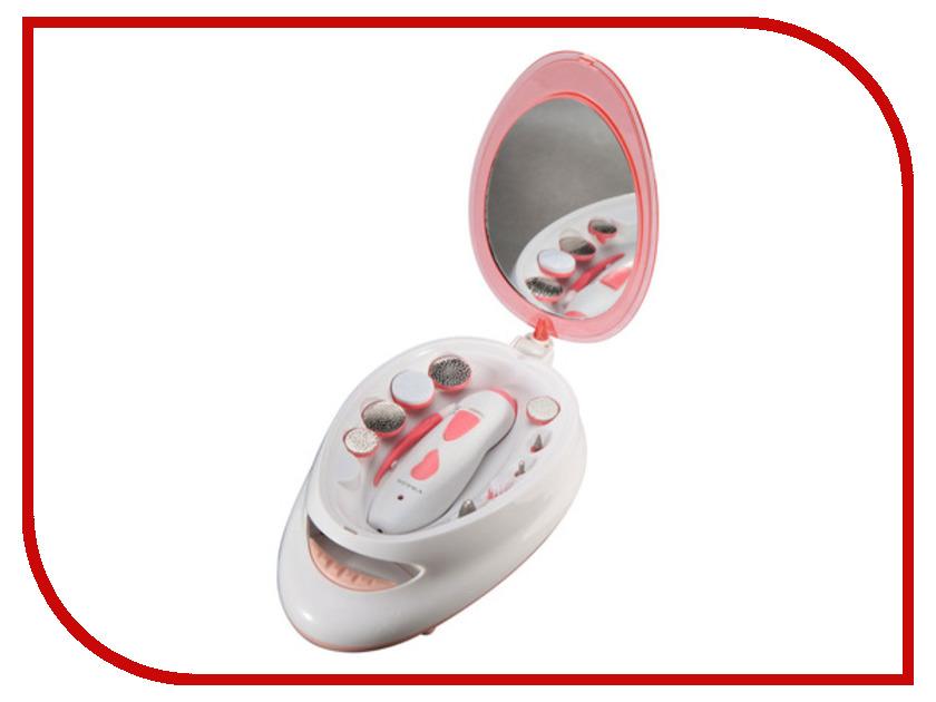 Аппарат для маникюра и педикюра SUPRA MPS-105 Pink средство для маникюра и педикюра supra mps 112 зеленый белый