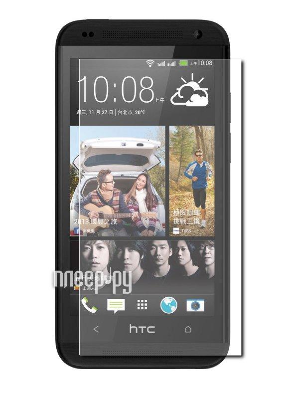 Аксессуар Защитная пленка HTC Desire 700 Dual LuxCase антибликовая 80375<br>