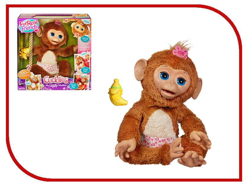 Игрушка Hasbro Furreal Friends Смешливая обезьянка 1650E24A<br>