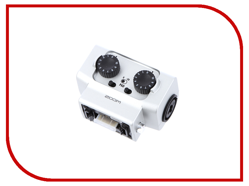 Фото Сменный модуль Zoom EXH-6 Dual XLR/TRS Combo для Zoom H6