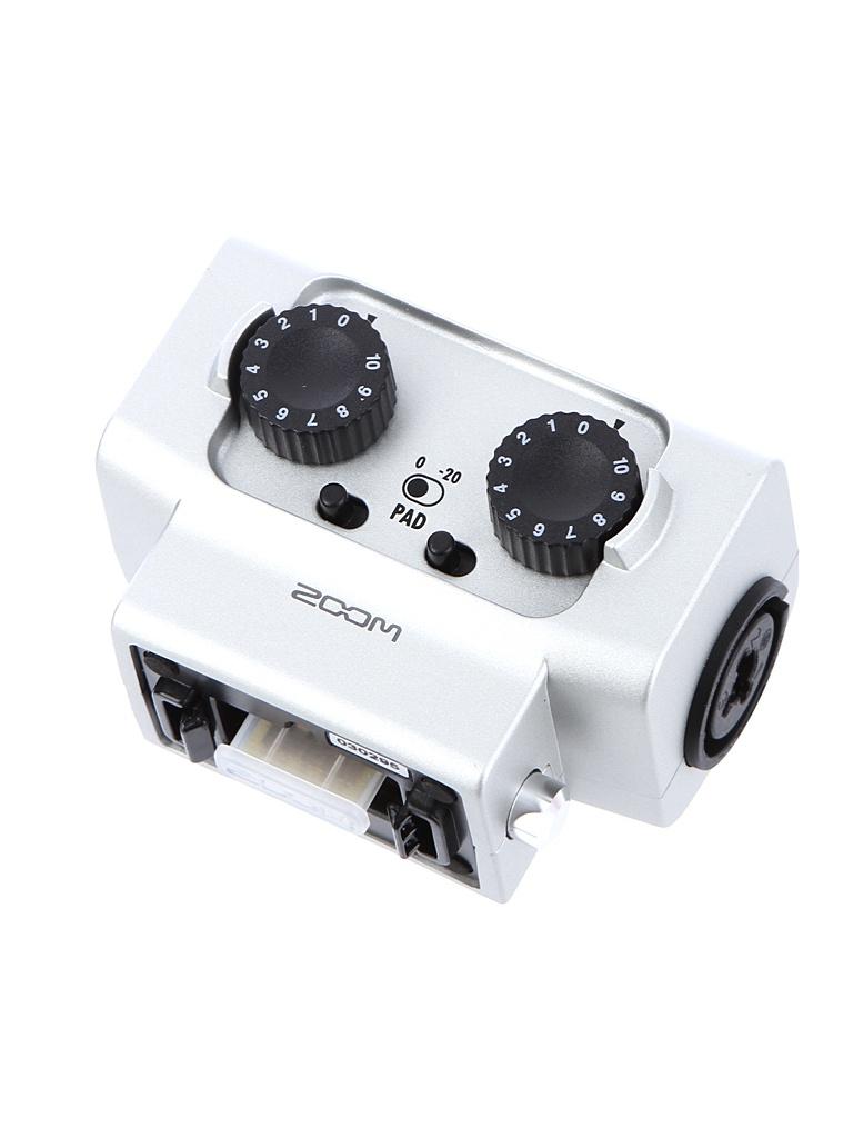Сменный модуль Zoom EXH-6 Dual XLR/TRS Combo для H6