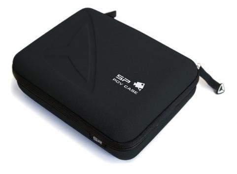 Аксессуар SP POV Case Small GoPro Edition Black 52030
