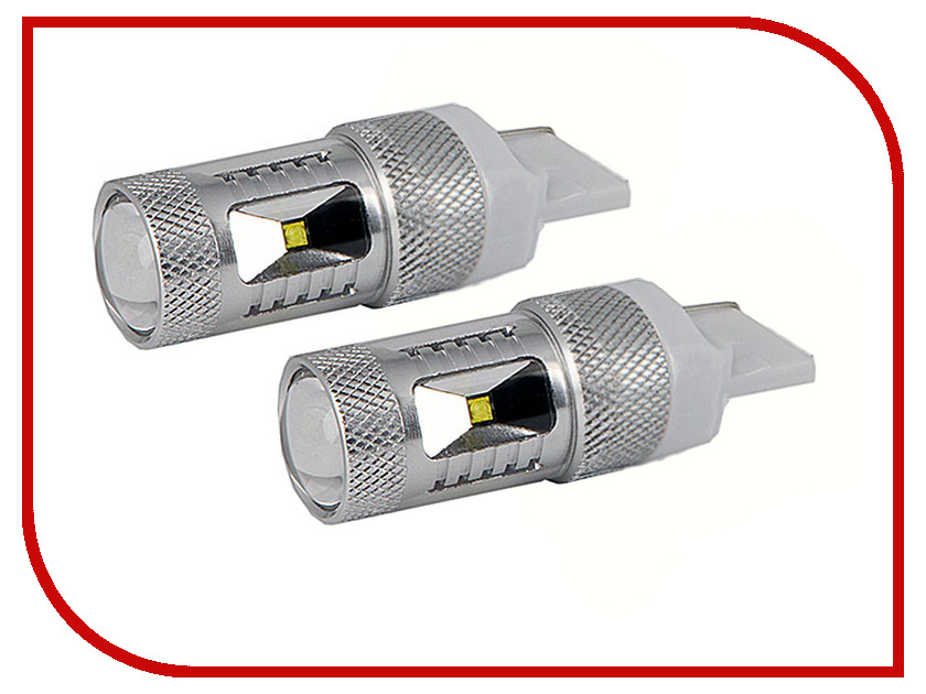Лампа Gofl / Glare of Light Canbus 7440 (W21W) 30WCREE 1807 (2 штуки)<br>