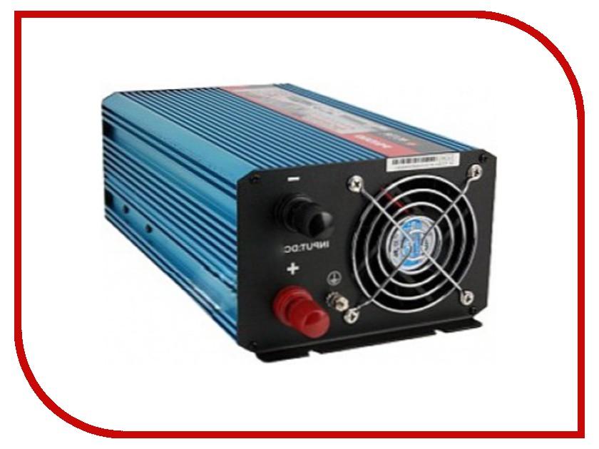 Автоинвертор AcmePower AP-PS1000/24 (1000Вт) преобразователь с 24В на 220В