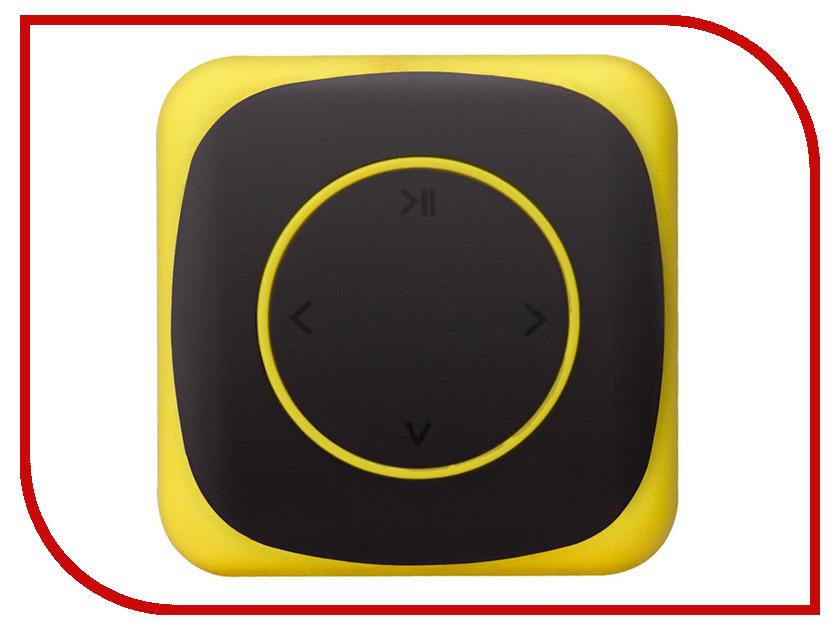 Плеер teXet T-3 - 4Gb Yellow