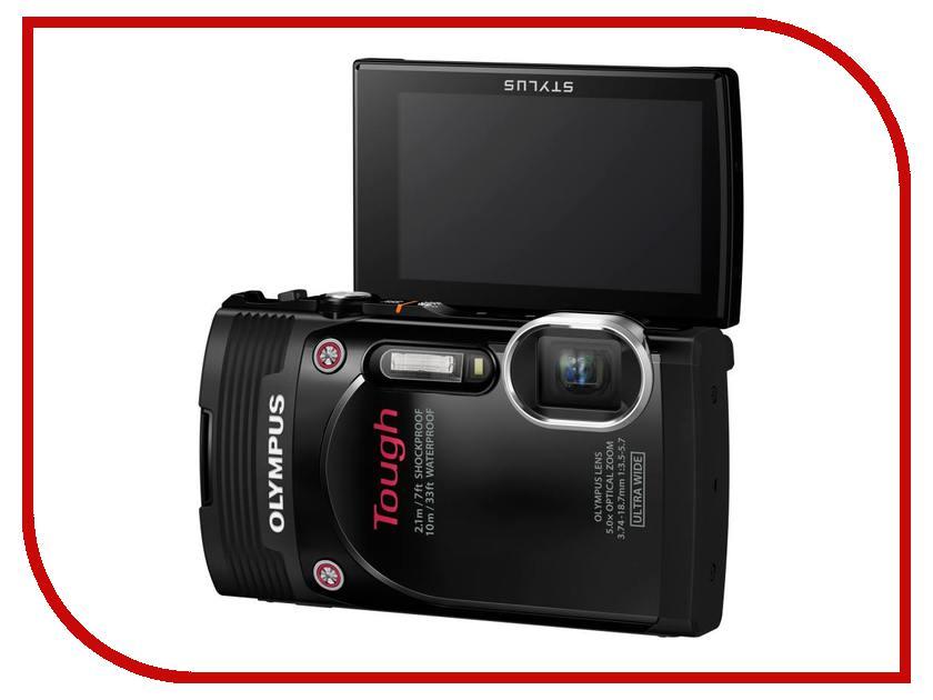 Фотоаппарат Olympus TG-850 iHS Tough Black<br>