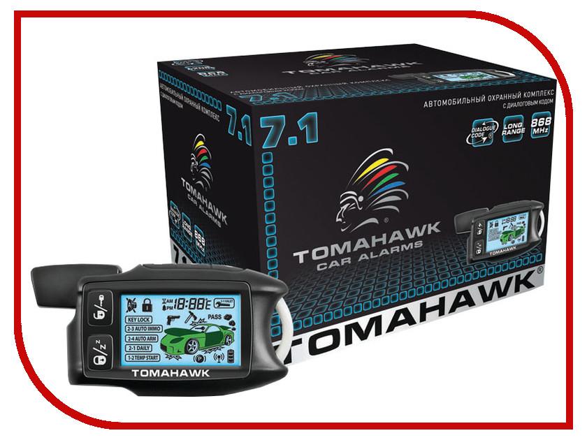 Сигнализация Tomahawk 7.1<br>