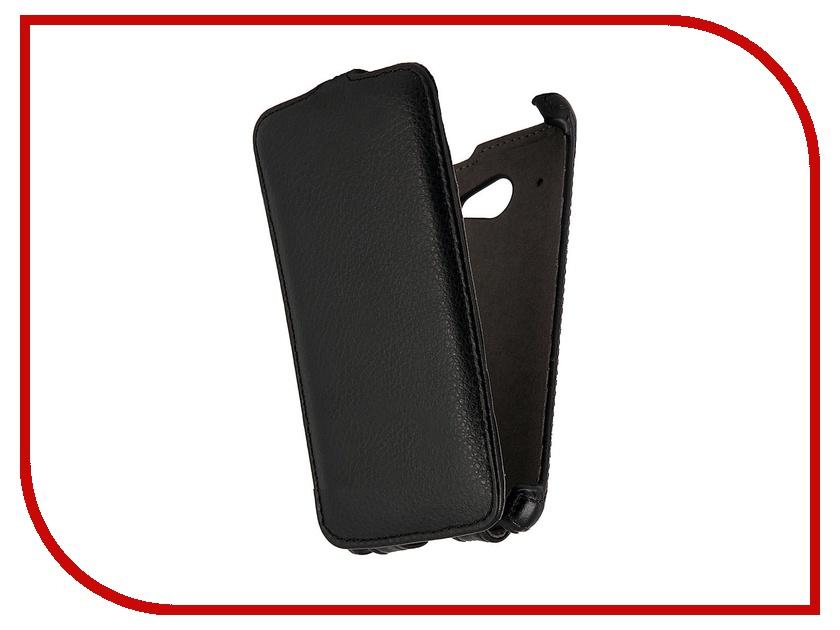 Аксессуар Чехол Philips W8500 iBox Premium Black