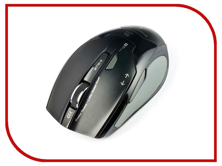 Мышь беспроводная E-Blue Arco2 EMS100BK Black
