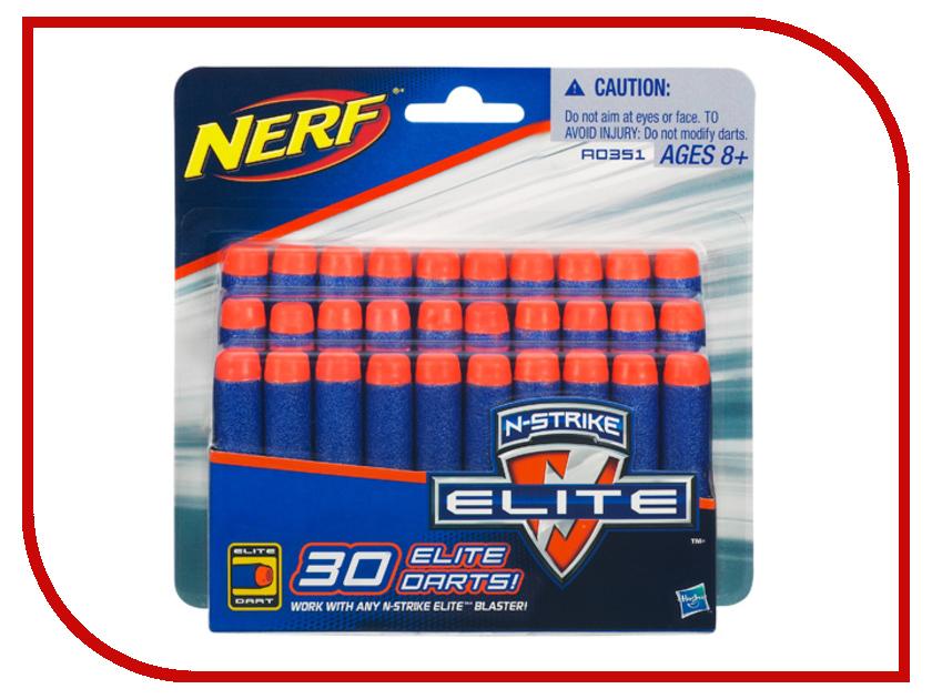 Игрушка Hasbro NERF Комплект 30 стрел для бластеров 0351148A / 0351A 30<br>