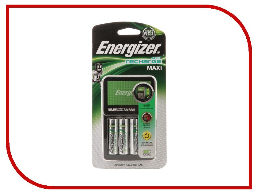 �������� ���������� Energizer Maxi Charger EU + 4 ��. AA 2300 mAh EMG921211 / EMG916933