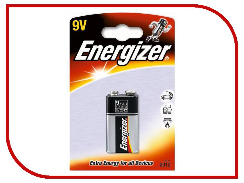Батарейка КРОНА Energizer 6LR61/522 FSB1 (1 штука) крона бим бом крона