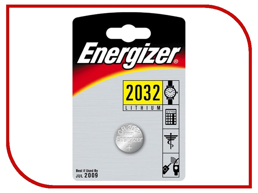 Батарейка CR2032 - Energizer Miniature Enr Lithium PIP1 (1 штука) lt 620 mini digital clip on chromatic tuner 1 x cr2032
