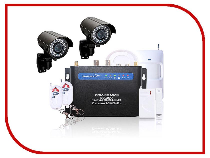 Комплект Sapsan 3G CAM 2 камеры, уличное исполнение 00006614<br>
