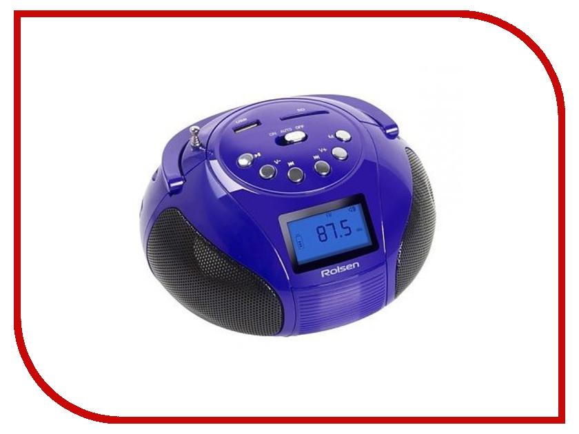 Радиоприемник Rolsen RBM-411VI Purple