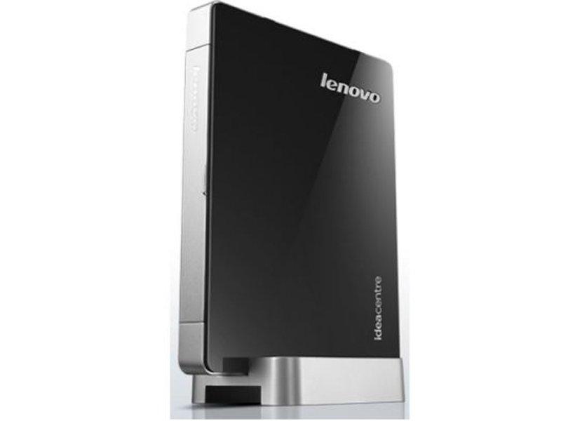 Неттоп Lenovo IdeaCentre Q190 57319604 (Intel Pentium 2127U 1.9 GHz/2048Mb/500Gb/No ODD/Intel HD Graphics/Wi-Fi/DOS) 850781