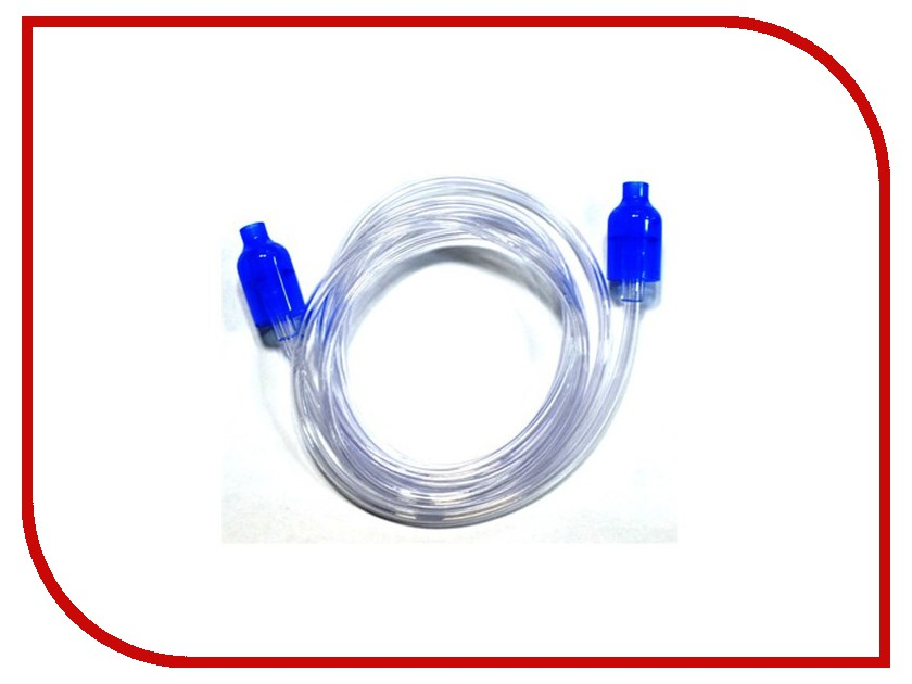 Аксессуар Воздуховодная трубка для Omron NE-C24/C24 Kids 100см аксессуар фильтр для omron cx cx2 cx3 cxpro c30 c24 c24 kids c20