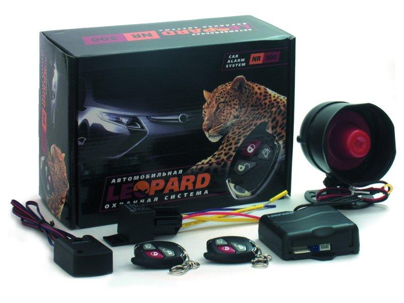 Сигнализация Leopard NR-300