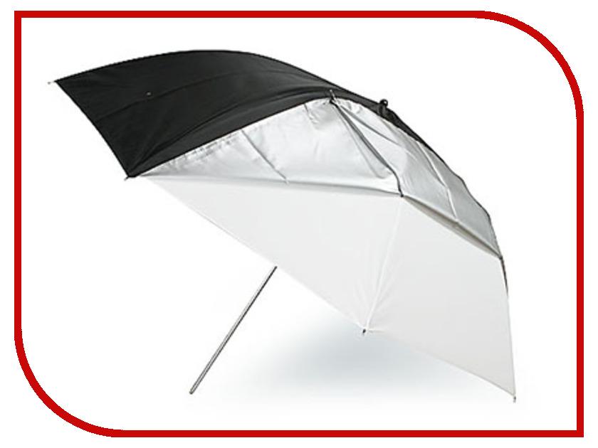 Зонт Dicom Ditech UB33WBS 33-inch (84cm) White-Black-Silver<br>