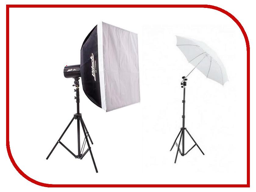 Комплект студийного света Dicom Ditech ES250 Kit комплект студийного света rekam mini light ultra m 250 sb kit