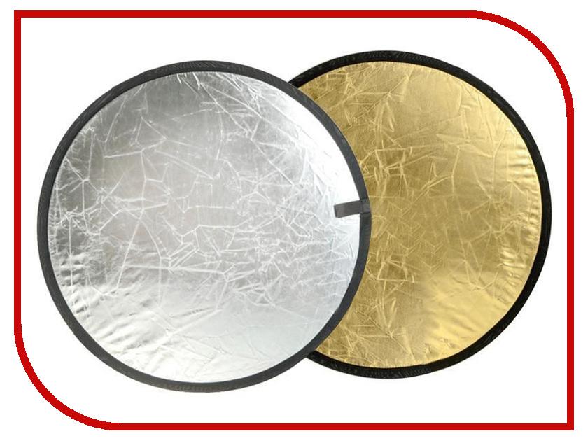 Светоотражатель Dicom Ditech RF80GS 80cm Gold-Silver