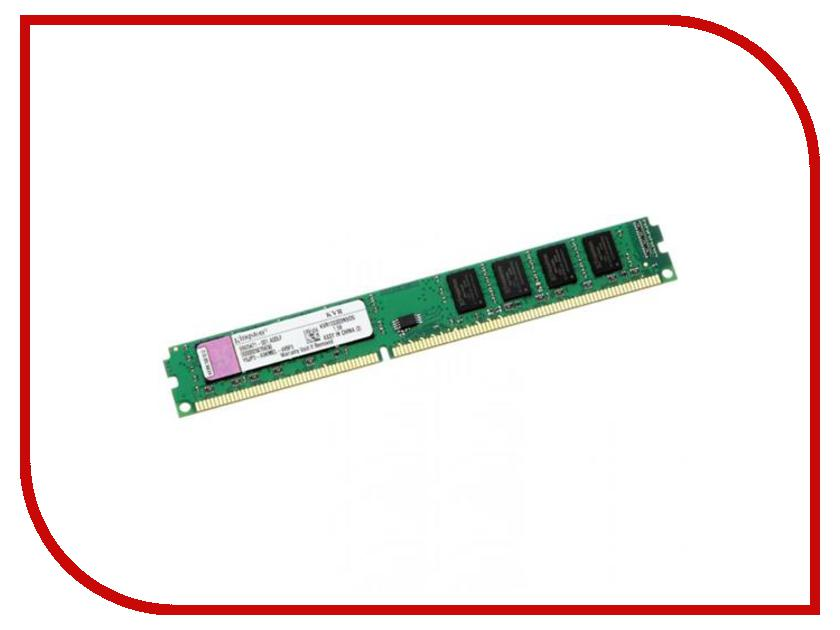 Модуль памяти Kingston DDR3L DIMM 1600MHz PC3-12800 CL11 - 4Gb KVR16LN11/4