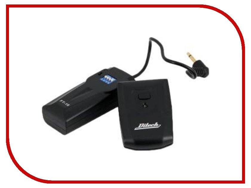 Радиосинхронизатор Dicom Ditech FT-16 держатель dicom ditech rh01