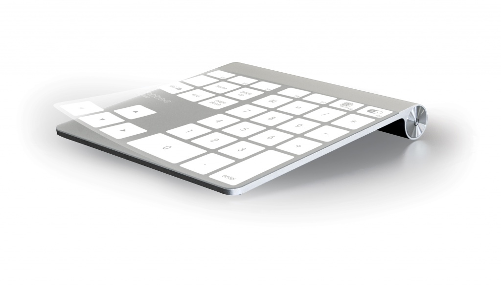 Zakazat.ru: Комплект пленок Mobee Magic Numpad for APPLE Trackpad MO6210