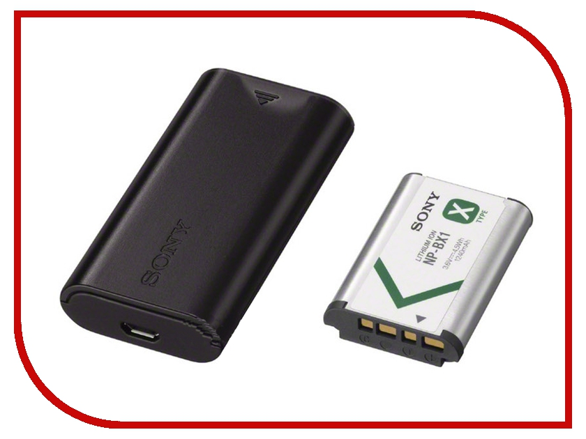 Аккумулятор Sony ACC-TRDCX - аккумулятор NP-BX1, зарядное устройство BC-DCX аккумулятор sony np bx1