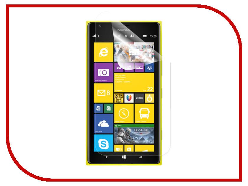 Аксессуар Защитная пленка Nokia Lumia 1320 Media Gadget Premium антибликовая MG502<br>