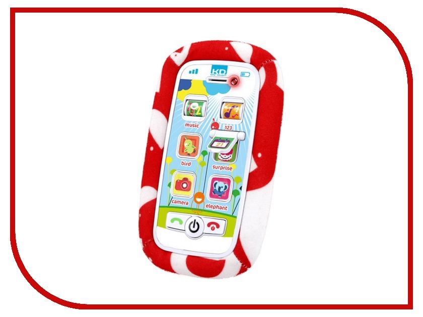 Игрушка 1Toy Kidz Delight I-LOL Мой самый первый телефон Т56272<br>