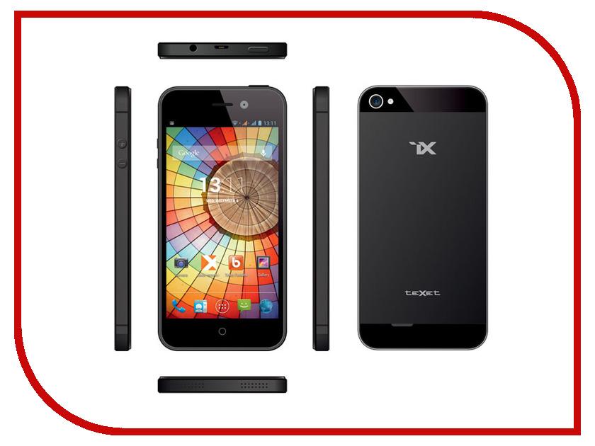 Сотовый телефон teXet iX TM-4772 BlackСотовые телефоны, смартфоны и фаблеты<br><br>