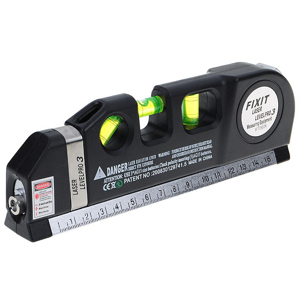 Уровень FIXIT LevelPro3 150mm цена