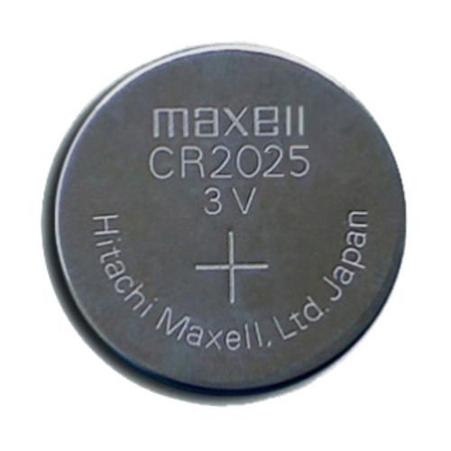 Батарейка Maxell CR2025 3V (1 штука)