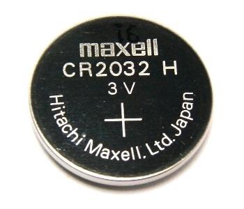 Батарейка CR2032 - Maxell 3V (1 штука)