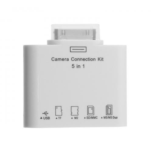 ��������� Kromatech APPLE Camera Connection Kit 5 in 1 ��� iPad 2 / iPad 3 / iPhone 4