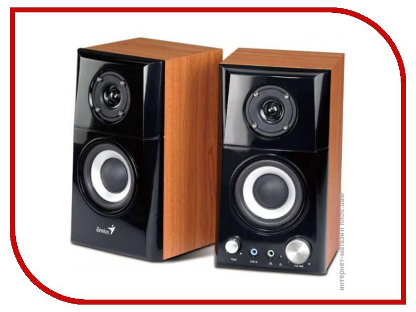 Колонки Genius SP-HF500A Brown Wood