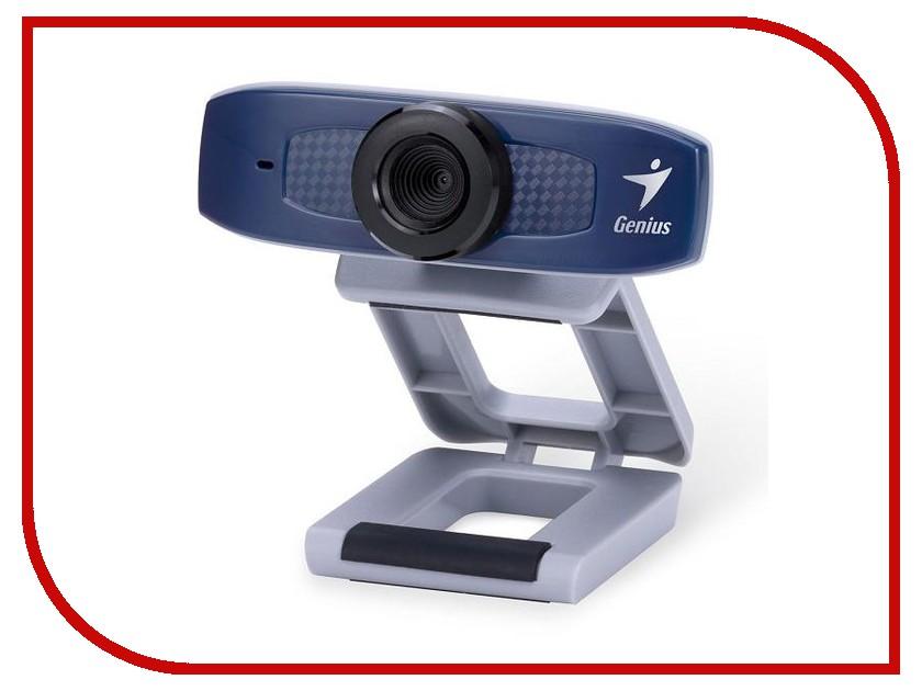 ��������� Genius FaceCam 320X Blue-Grey