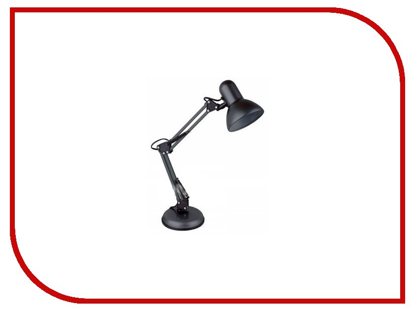 Лампа Lucia 465 Юниор 40W E27 Black<br>