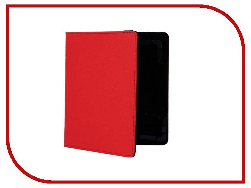 Аксессуар Чехол 8.0 Ainy BB-366C универсальный Red<br>