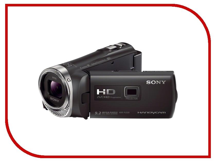 Видеокамера Sony HDR-PJ330E sony hdr az1vr