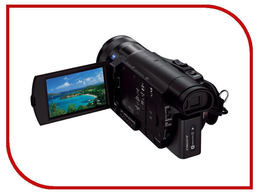 Видеокамера Sony FDR-AX100E sony fdr ax100e 4k