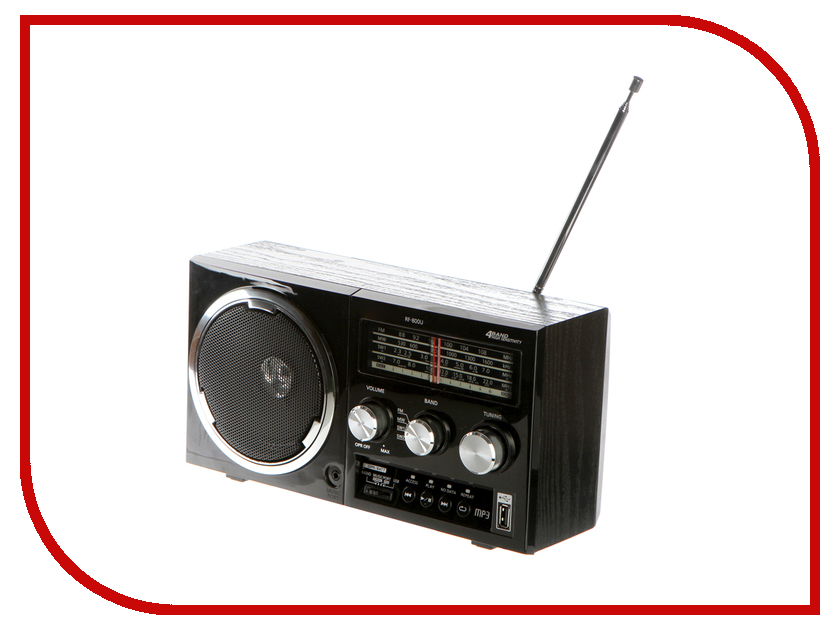 Радиоприемник Panasonic RF-800UEE-K аксессуар panasonic vw tma1gu k двойной держатель